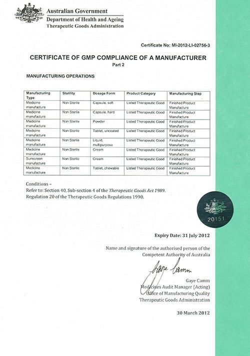 120330 gmp certificate p2a