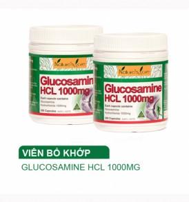 TPCN Viên Bổ Khớp GLUCOSAMINE HCL 1000mg